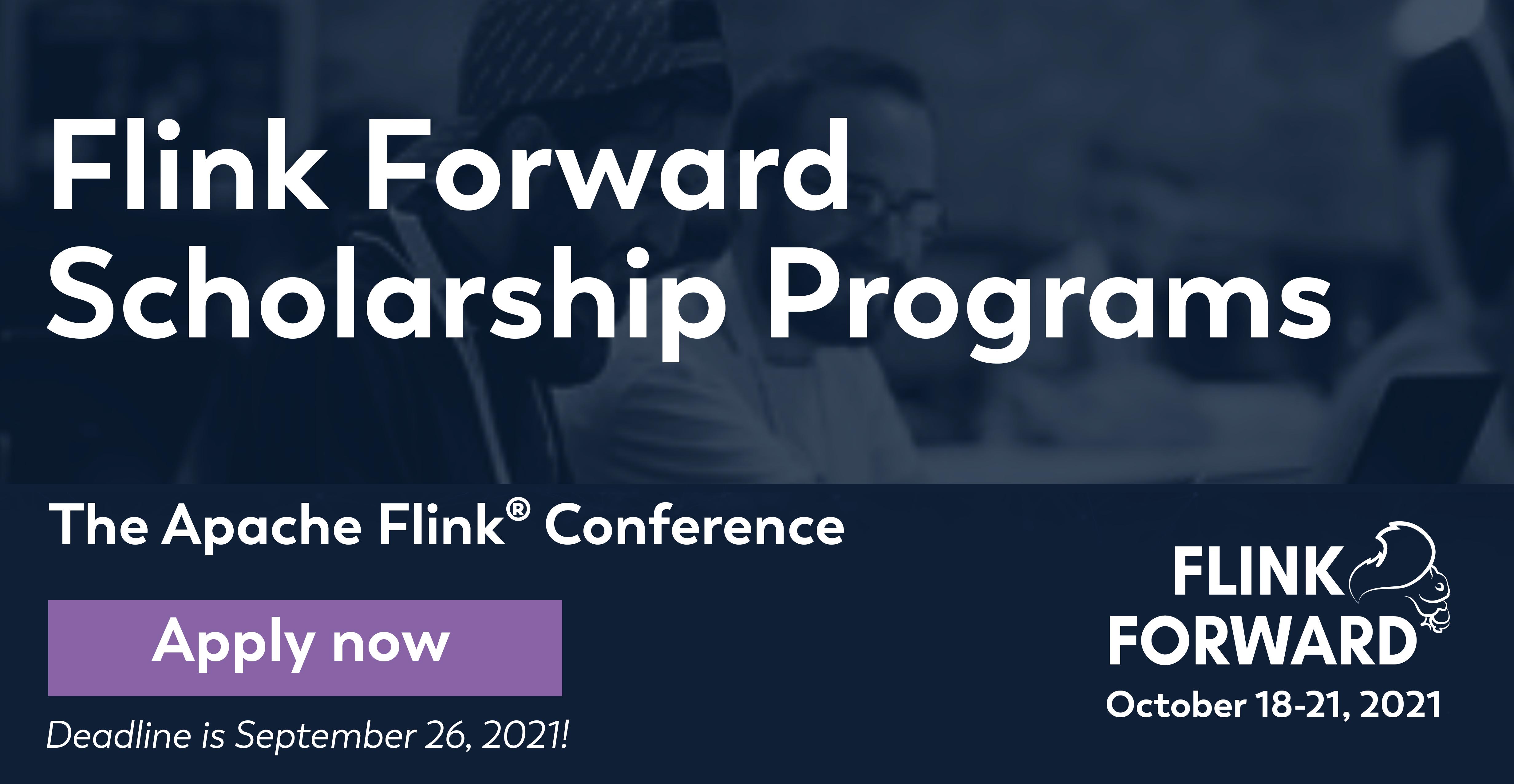 FFG21 Scholarship banner